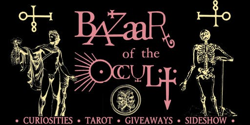 Bazaar of the Occult