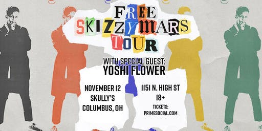 The Free Skizzy Mars Tour