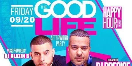 Good Life After Work Friday's at Jimmy's NYC  tickets