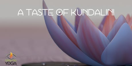 A Taste of Kundalini Yoga tickets