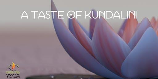 A Taste of Kundalini Yoga