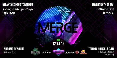 Merge - Atlanta Comes Together - Holiday Edition tickets