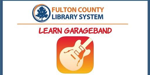 Learn GarageBand