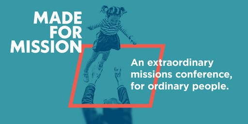 Made For Mission Conference 2020