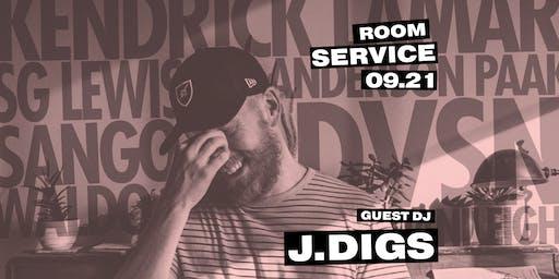 HIDE + SEEK presents Room Service Sept 21
