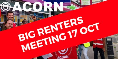 Big Renters Meeting tickets