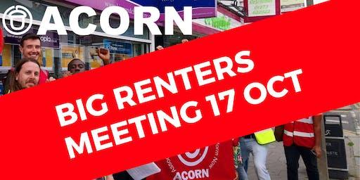 Big Renters Meeting