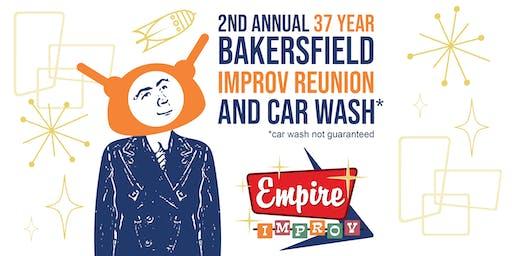 Definitely Not Major League Improv: 2nd Annual 37 Year Bakersfield Improv