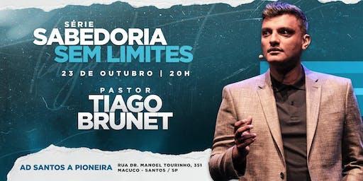 SABEDORIA SEM LIMITES com Tiago Brunet