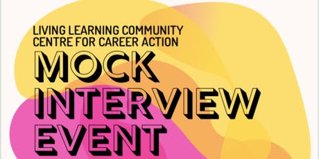 Mock Interview Event tickets