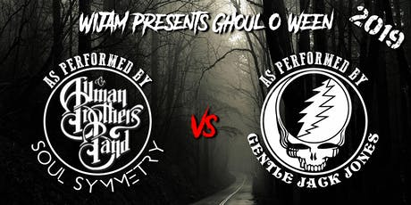 Ghoul-O-Ween 2019 feat. Soul Symmetry & Gentle Jack Jones tickets