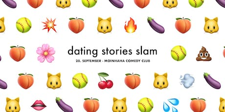 Dating Stories Slam Tickets