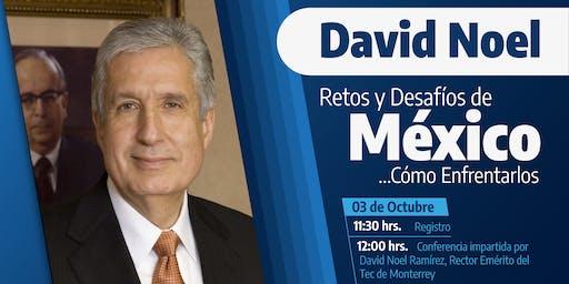 Tec - Educafin  David Noel Retos y Desafíos de México ... Cómo Enfrentarlos