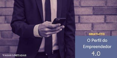 O Perfil do Empreendedor 4.0 ingressos