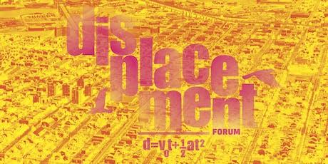 Displacement Forum tickets