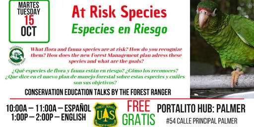 Species at Risk / Especies en Riesgo