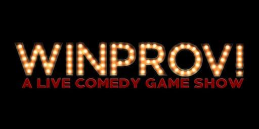 Winprov!: 2nd Annual 37 Year Bakersfield Improv Reunion