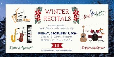 Keiko Studios' Winter Recitals 2019