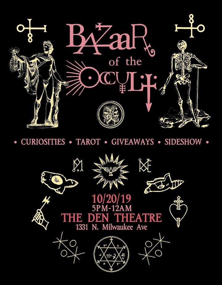 Bazaar of the Occult image