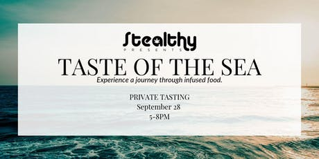 Taste of the Sea tickets
