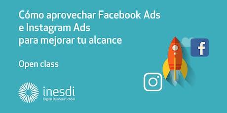 Cómo aprovechar Facebook Ads e Instagram Ads para mejorar tu alcance entradas