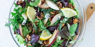 Pear Arugula Salad