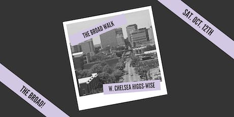 The Broad Walk w. Race Capitol tickets