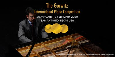 The Gurwitz International Piano Competition | Round II (Evening)