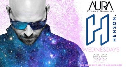 Eye Spy Wednesdays ft. Dj Henson |10.02.19| tickets