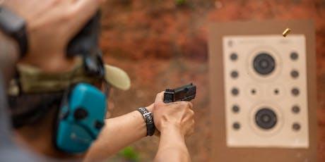 Bandera, TX: Technical Handgun: Tests and Standards tickets