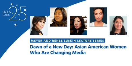 Dawn of a New Day: Asian American Women Who Are Changing Media tickets