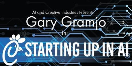 Creative Industries Friday Series - Starting up in AI  tickets
