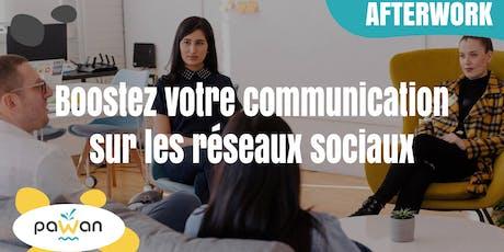 Afterwork gratuit : Boostez votre communication billets