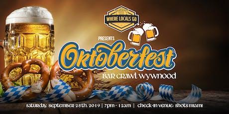 2nd Annual OktoberFest in Wynwood tickets