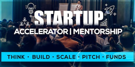 Startup - Accelerator & Mentorship tickets