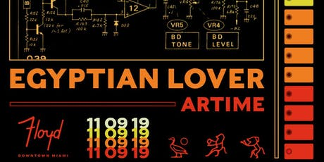 Egyptian Lover tickets