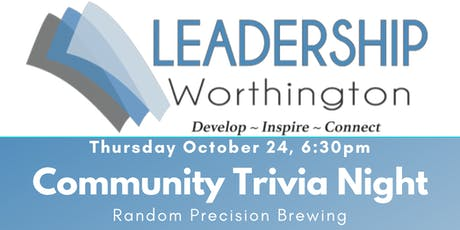 Leadership Worthington Community Trivia Night tickets