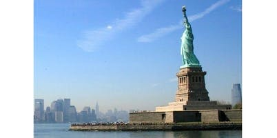 Statue of Liberty Sightseeing Tour (2019-10-24 starts at 2:30 PM)