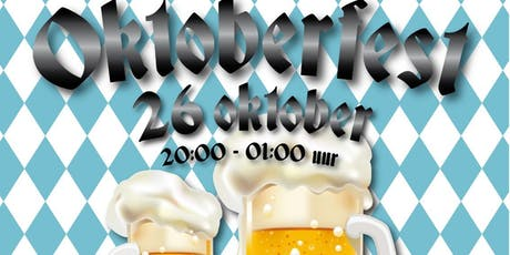 Oktoberfest Ouderkerk 26 oktober 2019 tickets