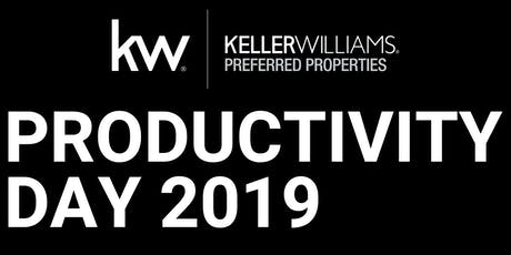 Productivity Day 2019 tickets