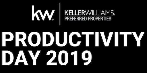 Productivity Day 2019