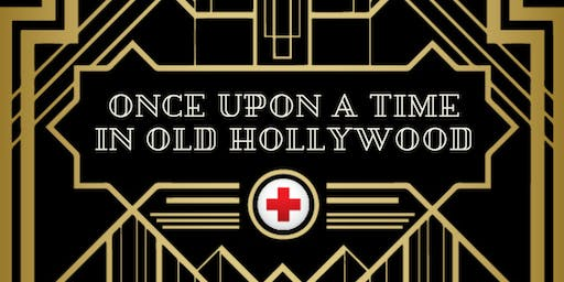 Red Cross Young Patrons' Old Hollywood Soirée at the Players Club