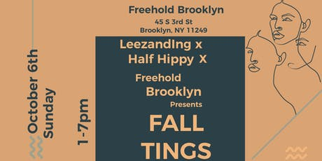 FALL TINGS tickets