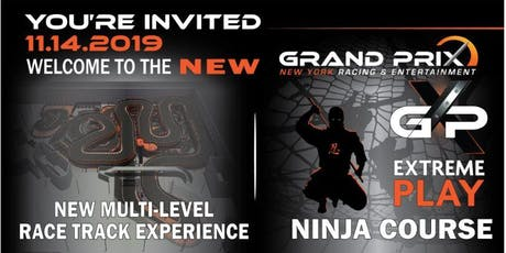 Grand Prix Extreme Play Grand Opening  tickets
