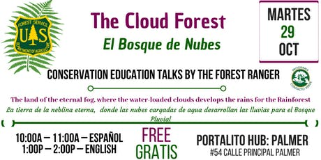 The Cloud Forest / El Bosque de Nubes tickets