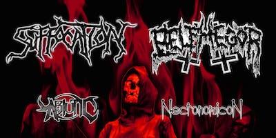 Suffocation / Belphegor
