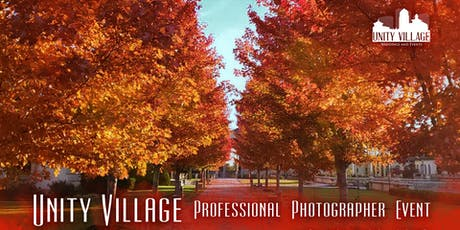 Unity Village Professional Photography Event tickets