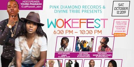 WokeFest tickets