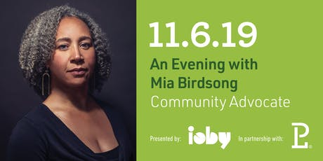 An Evening with Mia Birdsong tickets