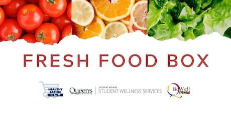 Fresh Food Box tickets